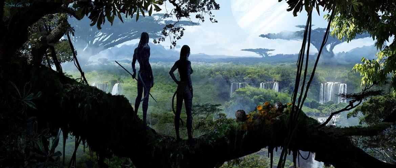 Mundo de Pandora recriado na Disney
