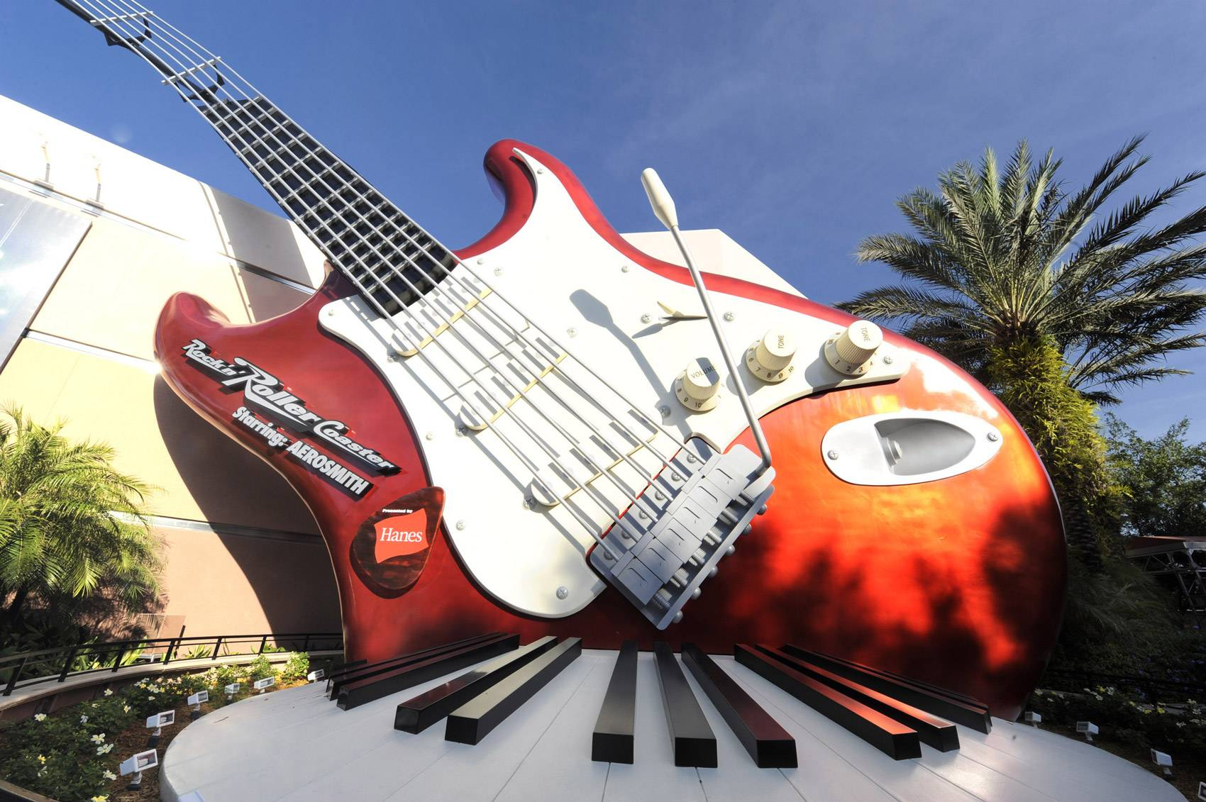 Rock 'n' Roller Coaster Starring Aerosmith no Disney's Hollywood Studios