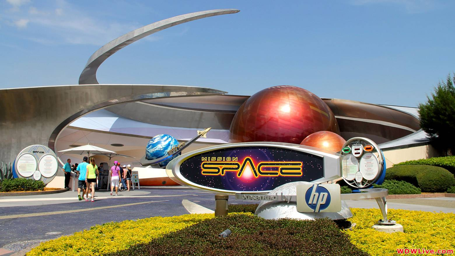 Mission: SPACE no Epcot