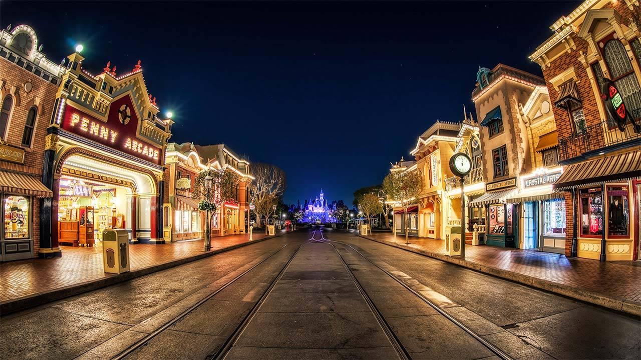 Jovens para Disney, Orlando, Califórnia e Europa