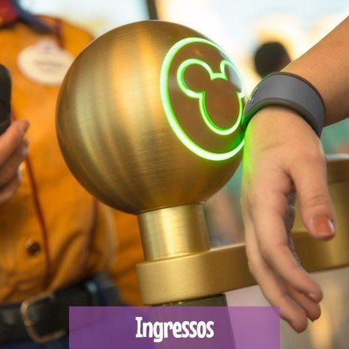 Comprar Ingressos para Disney - Orlando, Nova York e Europa