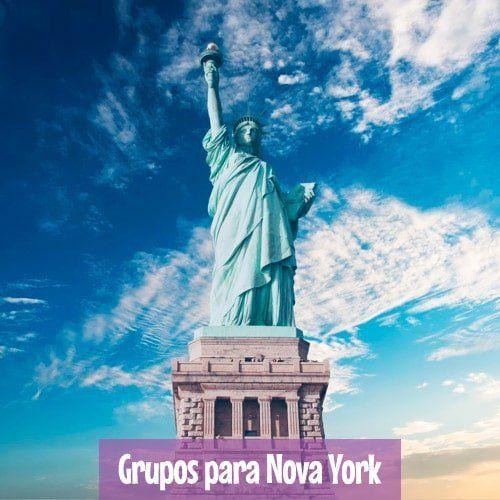 Grupos de Excursões para Nova York - Orlando, Nova York e Europa