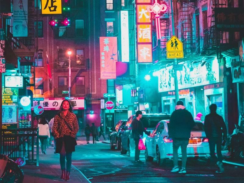 visite Chinatown