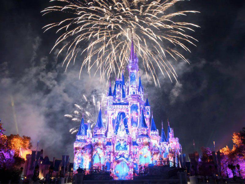 conheça algumas curiosidades sobre os parques da Disney