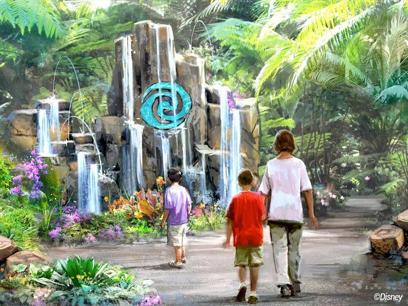 dentre as mudanças no epcot, o world nature é uma das novidades nos parques da disney