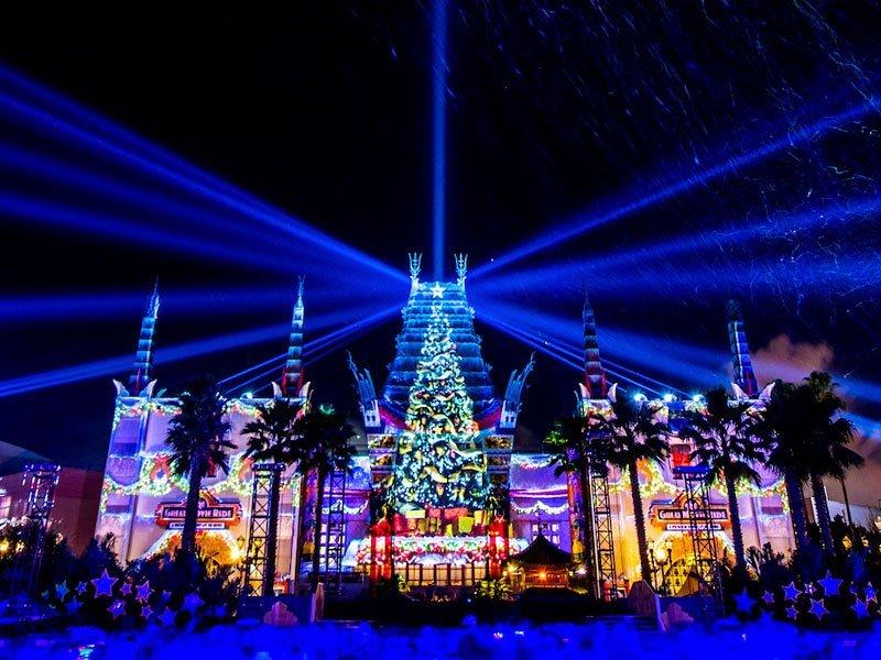 Natal e Ano Novo nos Parques da Disney