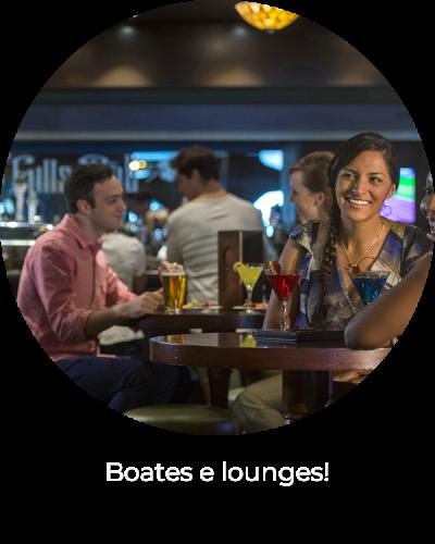 Boates e lounges
