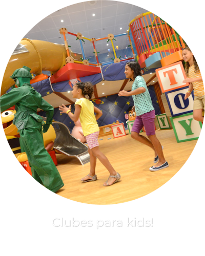 Clubes para kids
